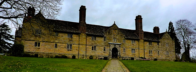 Sackville College, East Grinstead - where J.M. Neale lived and did most of his writing.